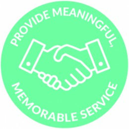 The Power of One: Provide Meaningful, Memorable Service